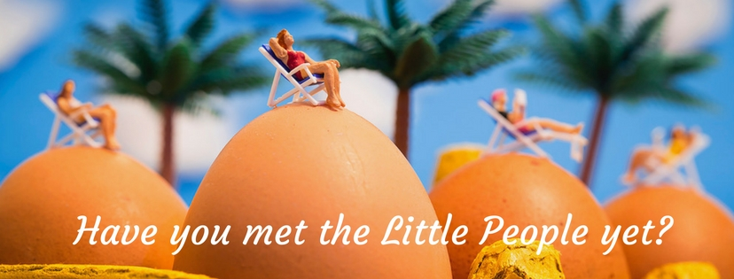 The Little People visit John Lewis